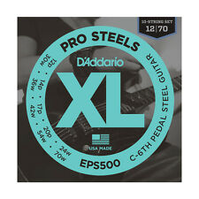 D'Addario EPS500 Pedal Steel Strings, C-6th