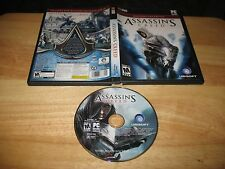 Assassin's Creed Director's Cut Edition PC DVD-ROM Windows XP/Vista 2008 UbiSoft