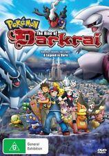 Pokemon - The Rise Of Darkrai (DVD) R4 BRAND NEW SEALED - FREE POST!