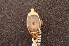 VINTAGE LADIES HAMILTON WRISTWATCH CALIBER 721 RUNNING