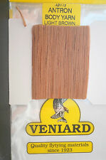 Veniard ANTRON Body Yarn ABY-13 LIGHT BROWN