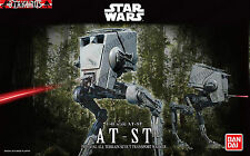 At-ST andador Star Wars Modelo Escala 1/48 Modelo Kit Bandai