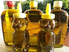 Extra Virgine Olive Oil Pure Organic 500 gr in bear-bottle