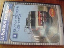 µ? DVD La passion des trains n°8 Traction electrique / Panto-Catenaire BB 26000