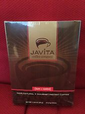 4 Boxes Javita Burn and Control Weight Loss Coffee