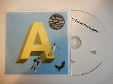 I'M FROM BARCELONA : ALWAYS SPRING [ CD ACETATE PORT GRATUIT ]