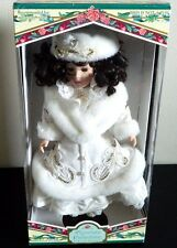 Victorian Collection By Melissa Jane Limited Edition Porcelain Doll 1996 #76867