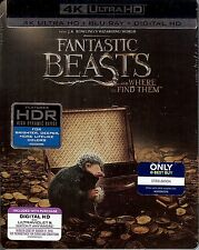 Fantastic Beast and Where to Find Them Limited Edition 4K Ultra HD SteelBook