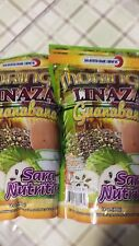 2 pack of Moringa Linaza and Guanabana 14 oz each 01/2018  Sara Nutrition