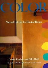 G, Color Natural Palettes for Painted Rooms, Kaufman, Donald and Taffy Dahl, 051