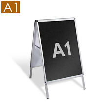 A1 A-Board Pavement Display Board Sign