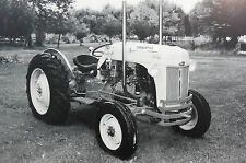 "12 By 18"" Black & White Picture Ford Tractor 8N with V-8 Conversion"
