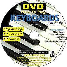 (Download Only MP3 & E-Book) How To Play Keyboards and Piano Instantly