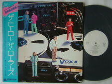 PROMO WHITE LABEL / THE ROLLERS VOXX / WITH OBI