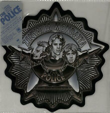 THE POLICE DONT STAND SO CLOSE TO ME / DEE DO DO DO VINYL Shaped Picture Disc