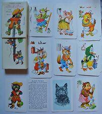 VINTAGE PIATNIK- VIENNA BLACK PETER CARD GAME NO.272 - AUSTRIA