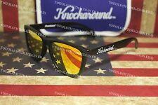 KNOCKAROUND BLACK / SUNSET CLASSICS - MADE IN USA - Gafas de sol lente espejo