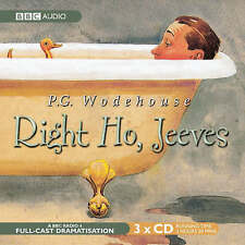 Right Ho, Jeeves by P. G. Wodehouse (CD-Audio,3 DISCS) NEW AND SEALED