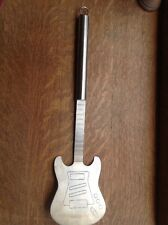 Electric Guitar Shaped Metal Spatula by Gama-Go Inc. Kitchen Music  FUN