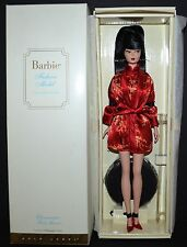 GOLD LABEL Fashion Model Collection Chinoserie Red Moon Silkstone Barbie NRFB