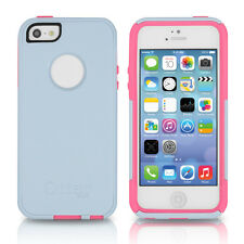 OtterBox iPhone 5 / 5S Commuter Case Wild Orchid Pink Gray Cover OEM Original