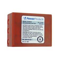 Motorola MT500 Omni Battery - 15V / 600 mAh / NiCd