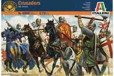 ITALERI 6009 1/72 Croisés XIième siècle - Crusaders XIth Century -