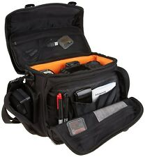 DSLR Gadget Messenger Bag Large Interior Storage Carry Case Ipad mini Camera NEW