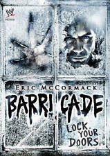 Barricade: Lock Your Doors (DVD, 2014, WS) Eric McCormack   NEW
