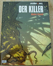 DER KILLER - Modus Vivendi - Band 6 - ehapa Comic Collection - Jacamon & Matz HC
