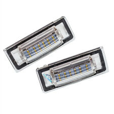 Audi TT 1999-2006 LED Licence Number Plate Lamps Bulbs 7000k Xenon White Colour