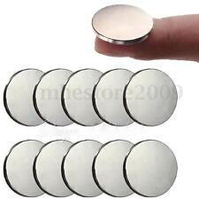 10pcs Disc Rare Earth Neodymium Super strong Magnets N35 Craft Model  20mm x 2mm
