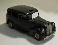 Tri-ang(?)1950's  Vintage Friction Drive Plastic London FX3 Taxi