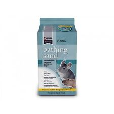 SUPREME SCIENCE BATHING SAND CHINCHILLAS GERBIL DEGU HAMSTER & MOUSE 1.5L