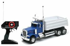 NEWRAY Remote RADIO CONTROL 1:32 PETERBILT MODEL 379 DUMP TRUCK RC Car