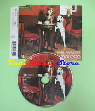 CD singolo Mia Martini ‎– Minuetto no mc vhs dvd (S18)