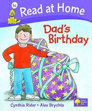 Read at Home: Level 1c: Dad's Birthday by Alex Brychta, Cynthia Rider...