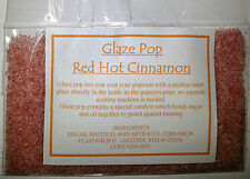 Popcorn Flavour & Colouring Red Hot Cinnamon BEST PRICE