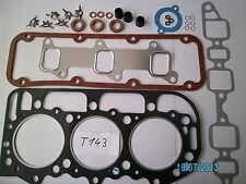 Ford 3000, Zylinderkopfdichtung,Traktor,Schlepper,Dichtsatz für Zylinderkopf
