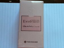 NEW  Comme une Evidence INTENSE EDP by Yves Rocher 1.6 fl oz NEW and SEALED