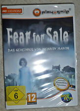 Fear for sale: il segreto di McInroy Manor (PC, 2013, DVD-BOX)