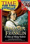 Time For Kids: Benjamin Franklin: A Man of Many Talents (Time for Kids-ExLibrary