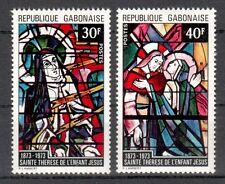 Gabun Michelnummer 520 - 521 postfrisch (interne Nr. 232 )