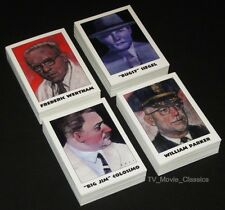 TRUE CRIME (Series 1,2,3,4) Complete 220 Card Set ~ History ~ Educational