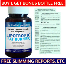MANGO WEIGHT LOSS FAT BURN BURNING PILLS LOSE FAST SLIM SLIMMING CAPSULES 12