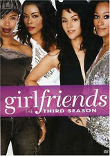 Girlfriends - The Complete Third Season  (DVD 4 disc) NEW