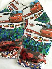DISNEY CARS TABLE SCATTERS CONFETTI BIRTHDAY PARTY LIGHTNING MCQUEEN SCATTER
