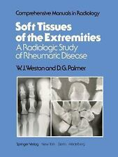 Soft Tissues of the Extremities: A Radiologic Study of Rheumatic Disea-ExLibrary