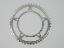 "STRONGLIGHT chainring 93 & 63 * 45T ROAD 122 BCD 3/32"" VINTAGE Bicycle 45 NOS"