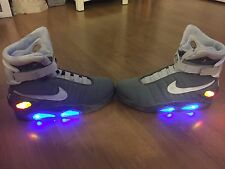 Back to the Future Nike Air Mag (Men's Size 9) - Universal Studios